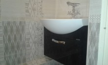 Ремонт туалета по Луганской  - СТК Миг Ремонт квартир в Екатеринбурге