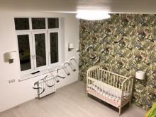 Ремонт детской комнаты 16 м2 - СТК Миг Ремонт квартир в Екатеринбурге
