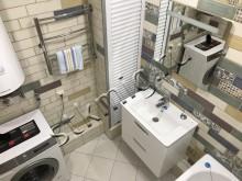 Ремонт ванной комнаты 4 м2 - СТК Миг Ремонт квартир в Екатеринбурге